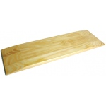 "Transfer Board, Wood, 8"" x 24"", no handgrip"