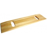 "Transfer Board, Wood, 8"" x 24"", two handgrips"