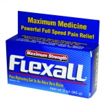 Maximum Strength Flexall® 454 Gel - 3 oz bottle, case of 12