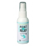 Fabrication Enterprises Point Relief ColdSpot Lotion: Spray Bottle, 2 oz., 12 Each