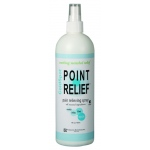 Fabrication Enterprises Point Relief ColdSpot Lotion: Spray, 16 oz. Bottle, 18 Each