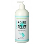 Fabrication Enterprises Point Relief ColdSpot Lotion: Gel Pump, 32 oz., 16 Each