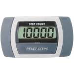 Fabrication Enterprises Pedometer: Economy, Steps Only