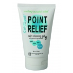 Fabrication Enterprise Point Relief ColdSpot Lotion: Gel Tube, 4 oz.