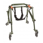 Fabrication Enterprises Nimbo Posterior Walker: Accessory, Seat Harness for Tyke, Junior, Youth Walker