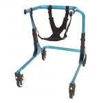 Fabrication Enterprises Nimbo Posterior Walker: Accessory, Seat Harness for Young Adult Walker