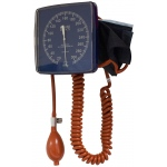 Sphygmomanometer - Wall Mount - Aneroid Type with Adult Cuff