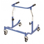 "Fabrication Enterprises Anterior Roller: Pediatric, Adjustable Width 22.5""-27.5"", Height 23""-29"""