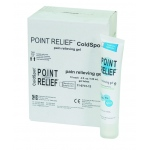 Fabrication Enterprises Point Relief ColdSpot Lotion: Gel Hands-Free Applicator Tube, 4 oz., 12 Each