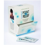 Fabrication Enterprises Point Relief ColdSpot Lotion: Gel Packet, 5 Gram, Dispenser Box of 100