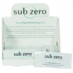 Sub Zero™ Gel - 5mL pack, 100-piece Box