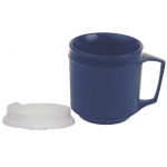 Generic Weighted Mug: No-Spill Lid 12 oz.