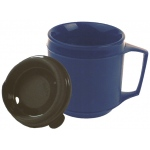 Generic Weighted Cup: No-Spill Lid 8 oz.