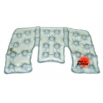 "Fabrication Enterprises Relief Pak Hot Button Reusable Instant Hot Compress: Neck (11"" x 17""), 12 Each"