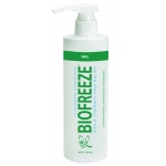 BioFreeze® Lotion - 16 oz dispenser bottle, case of 24