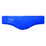 Fabrication Enterprises Cold N' Hot Cold and Hot Fabric Compress: Neck Contour, 7 x 22 Inch, Case of 12