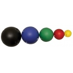 CanDo® MVP® Balance System - Red Ball - Level 2 - PAIR
