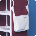 Innovative Products Unlimited Mesh Bag For Standard Soft Seat Shower Commode