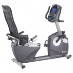 "Fabrication Enterprises Spirit XBR95 Recumbent Bike: 57"" x 30"" x 50"
