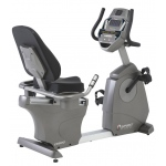 "Fabrication Enterprises Spirit CR800 Recumbent Bike: 57"" x 30"" x 51"""