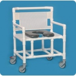 Innovative Products Unlimited Bariatric Shower Chair: 500 lbs Capacity