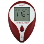 Advocate Redi-Code Plus Speaking Blood Glucose Meter