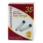 Advocate Redi-Code Plus Test Strips: 35ct