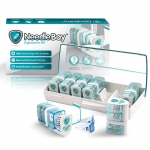 NeedleBay System 7 - Diabetes Medication System: 7 Needle Bays