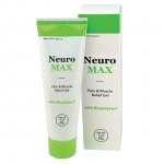 Advocate NeuroMax Pain & Muscle Relief Gel with Biopolysan: Bottle, 3 oz.