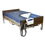 "Drive Medical Design Med Aire Plus 10"" Bariatric Heavy Duty Low Air Loss Mattress Replacement System"