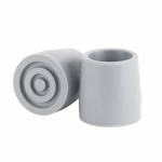 "Drive Medical Utility Replacement Tip, 1-1/8"", Gray"