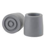 "Drive Medical Utility Replacement Tip, 1"", Gray"
