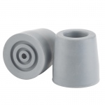 "Drive Medical Utility Replacement Tip, 7/8"", Gray"