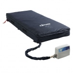 "Drive Medical Med-Aire Assure 5"" Air with 3"" Foam Base Alternating Pressure and Low Air Loss Mattress System"