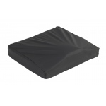 "Drive Medical Titanium Gel/Foam Wheelchair Cushion, 20"" x 18"""