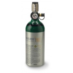 DeVilbiss Healthcare Continuous Flow Oxygen Cylinder, C Cylinder
