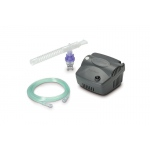DeVilbiss Healthcare PulmoNeb LT Compressor Nebulizer System with Disposable and Reusable Nebulizer