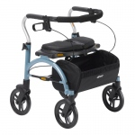 Drive Medical Arc Lite Rollator, Blue