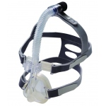 DeVilbiss Healthcare Serenity CPAP Nasal Mask, ComfortTouch Silicone, Small