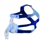 DeVilbiss Healthcare EasyFit Lite CPAP Nasal Mask, Silicone, Large