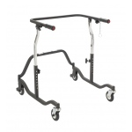 Wenzelite Posterior Safety Roller, Adult, Black