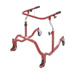 Wenzelite Posterior Safety Roller, Pediatric, Red