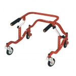 Wenzelite Posterior Safety Roller, Tyke, Red