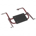 Wenzelite Nimbo Seat for Lightweight Gait Trainer, For use with Wenzelite Model KA 5200N