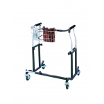 Wenzelite Bariatric Heavy Duty Anterior Safety Roller, 1000lbs Weight Capacity