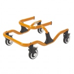 Wenzelite Trekker Gait Trainer, Tyke, Orange