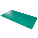 "Airex Exercise Mat: Green, Hercules, 78"" x 39"" x 1"", Case of 6"