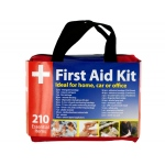 First Aid Kit In Easy Access Carrying Case