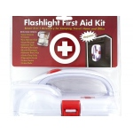 2-in-1 Magnetic Flashlight First Aid Kit