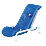 Reclining bath chair, accessory, 9 inch leg extension